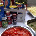 catering pasta