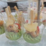 finger food catering γαρίδα