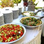 Catering, Σαλάτες